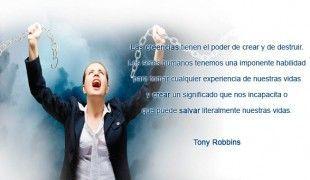 Las Creencias - Tony Robbins - Univergia