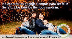Comparte felicidad - Univergia