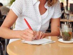 escribir carta