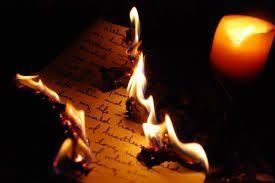 carta de perdón