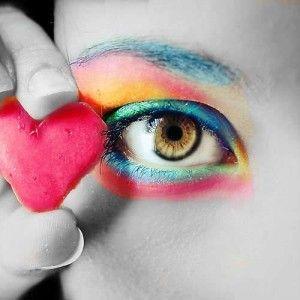 mirar con el corazon